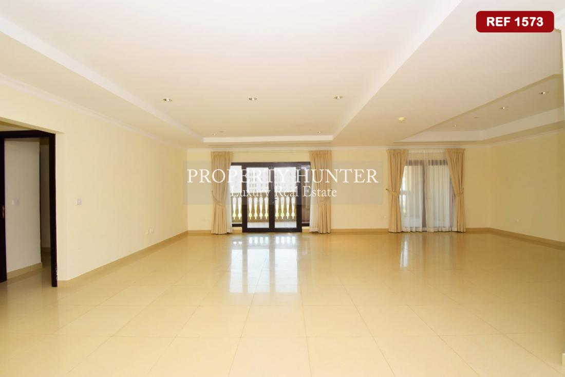 2 Chambre Appartement dans Doha - The Pearl-Qatar