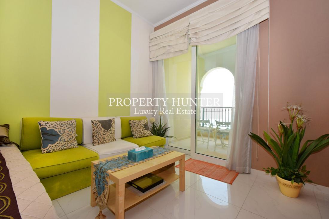 Studio Cuarto Apartamento en Doha - The Pearl-Qatar