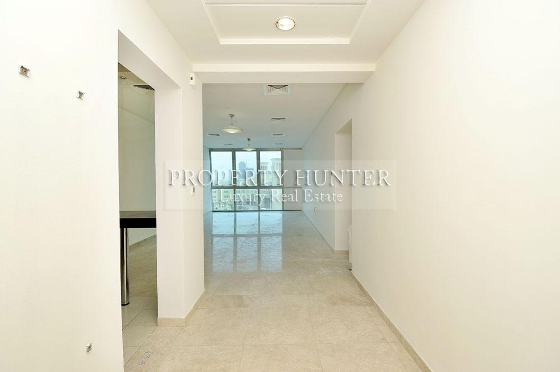 2+Maid Chambre Appartement dans Doha - Zigzag Towers