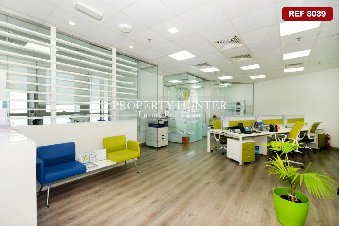 4 Bedroom Offices in Doha - Diplomatic Area - West Bay