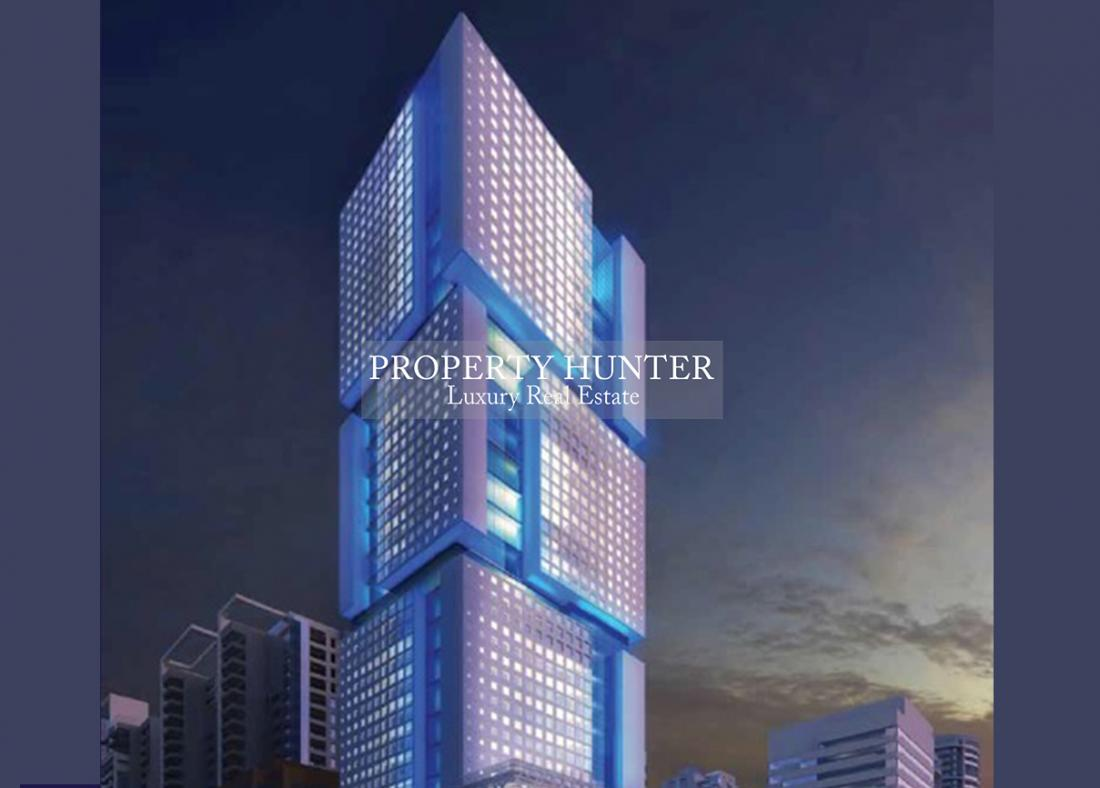 1 Bedroom Offices in Lusail