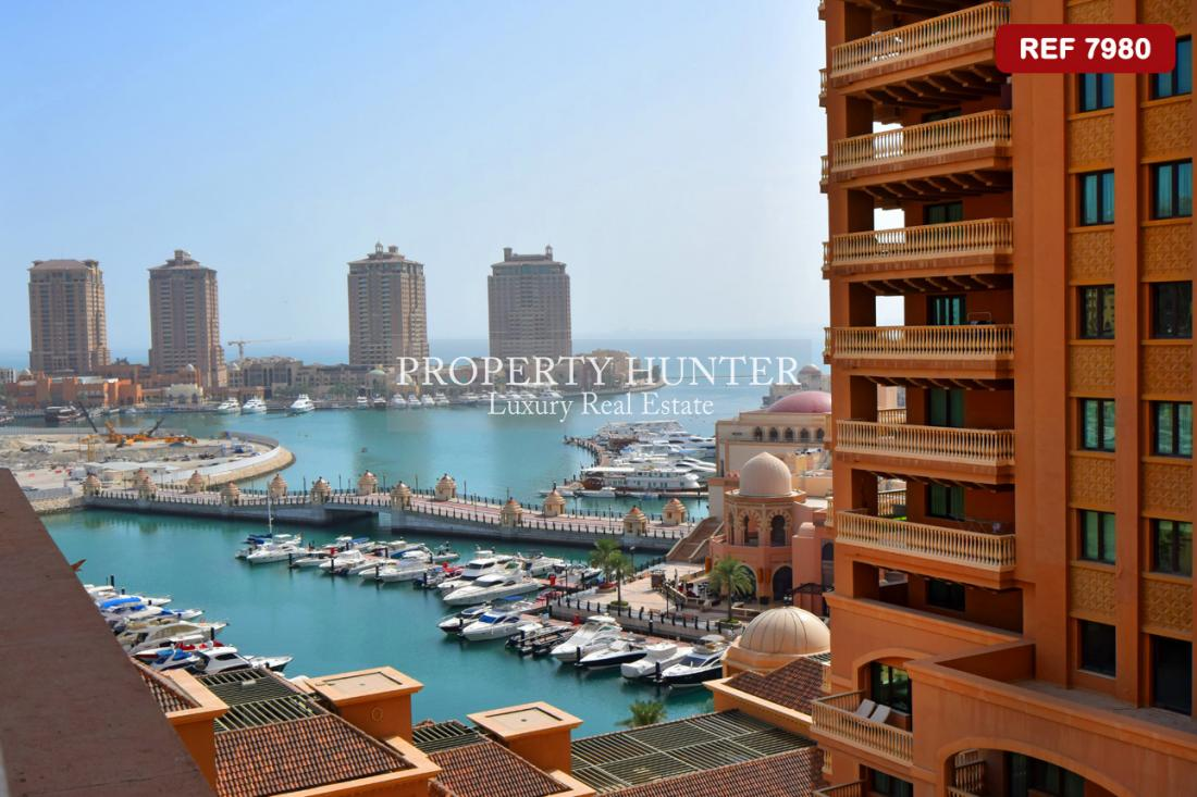 3+Maid Chambre Appartement dans Doha - The Pearl-Qatar