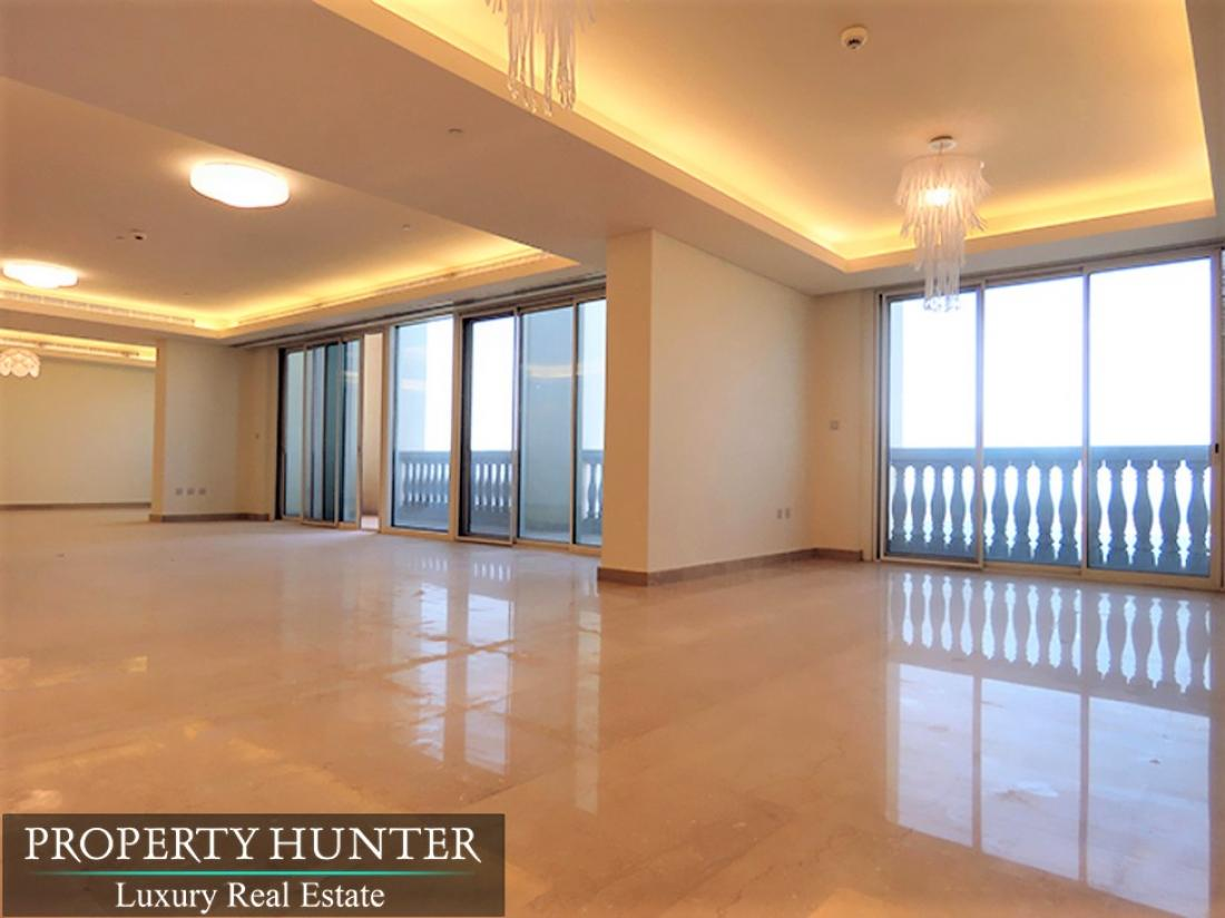3+Maid Bedroom Duplex in Doha - The Pearl-Qatar - Viva Bahriya