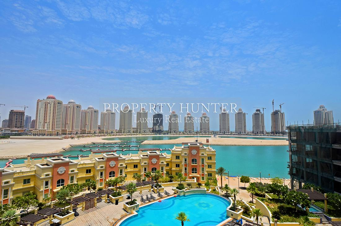 3 Chambre Appartement dans Doha - The Pearl-Qatar