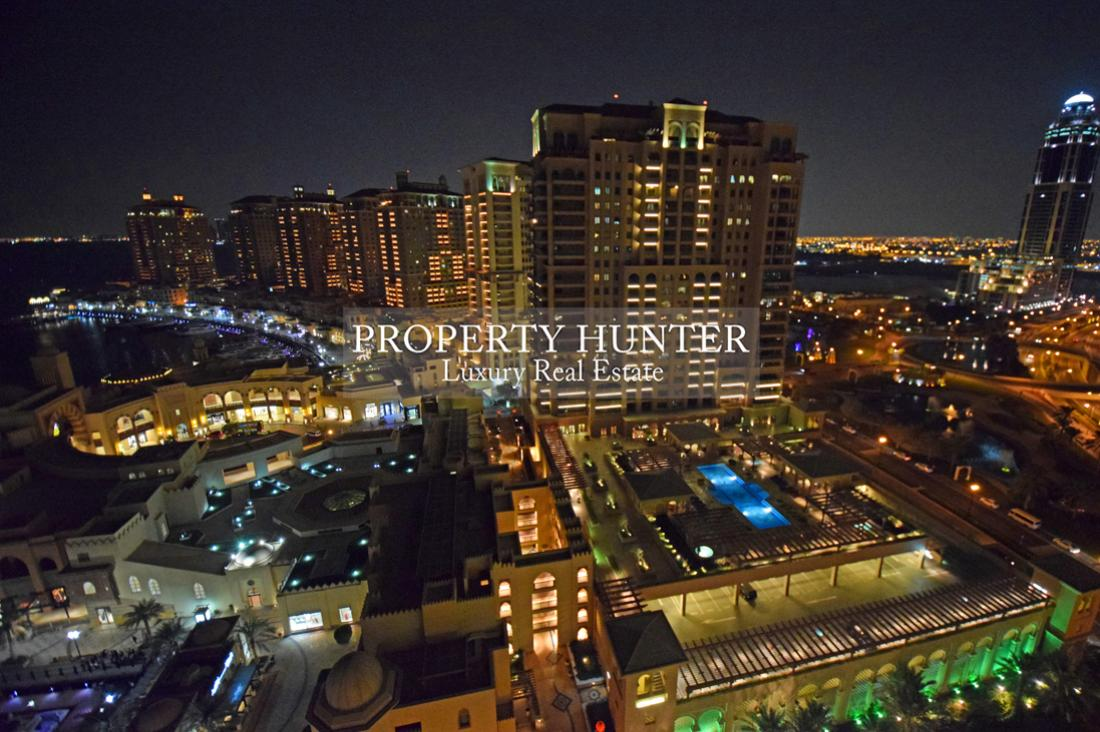 3+Maid Chambre Appartement dans Doha - The Pearl-Qatar - Porto Arabia