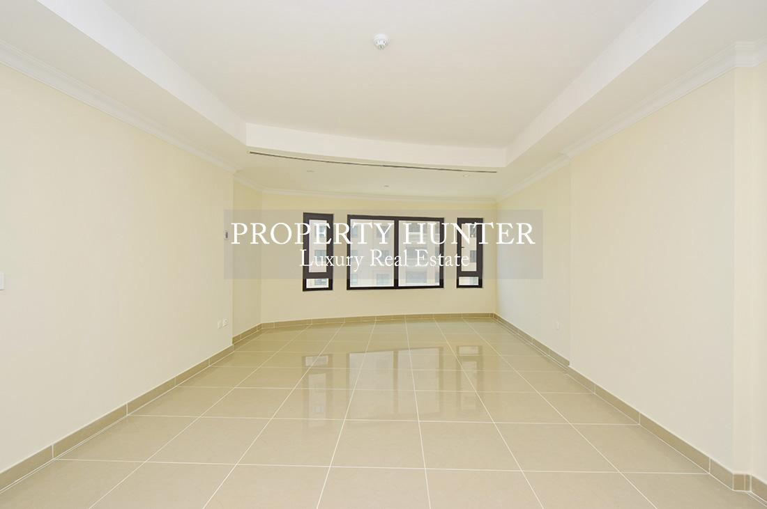 1+Maid Bedroom Apartment in Doha - The Pearl-Qatar - Porto Arabia