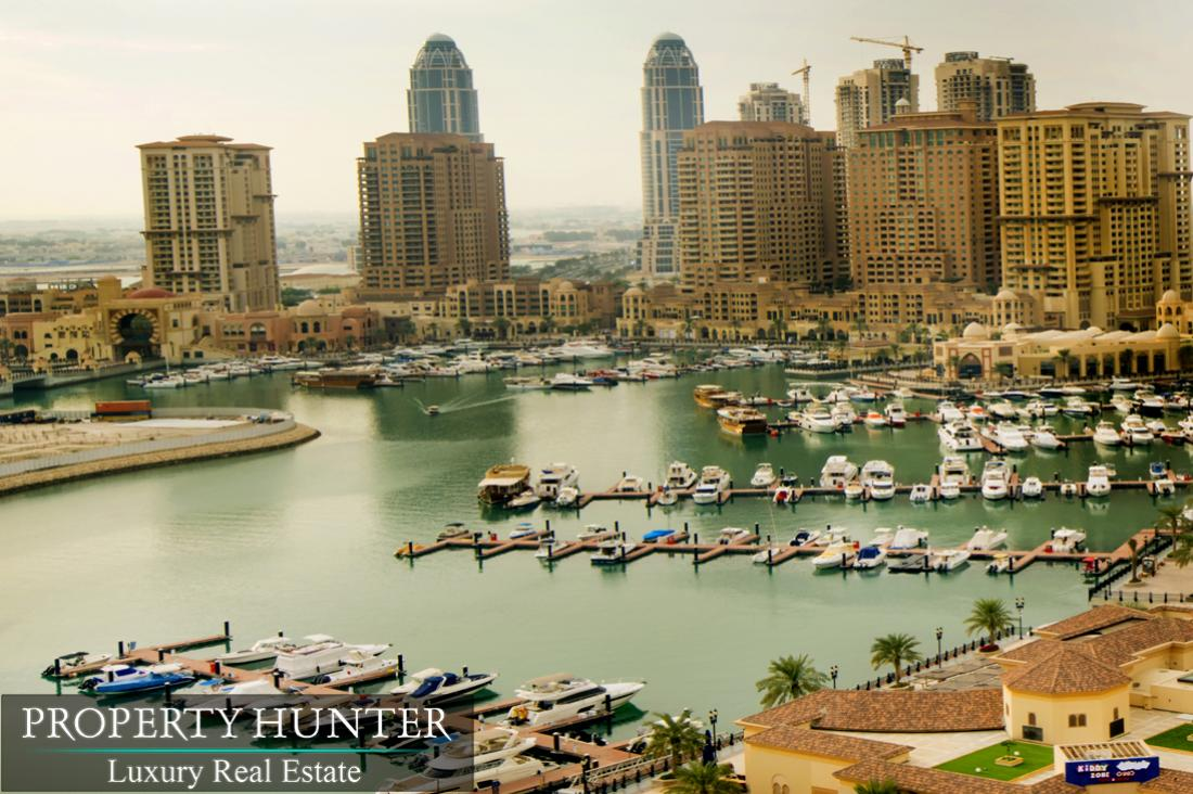 1 Cuarto Apartamento en Doha - The Pearl-Qatar - Porto Arabia
