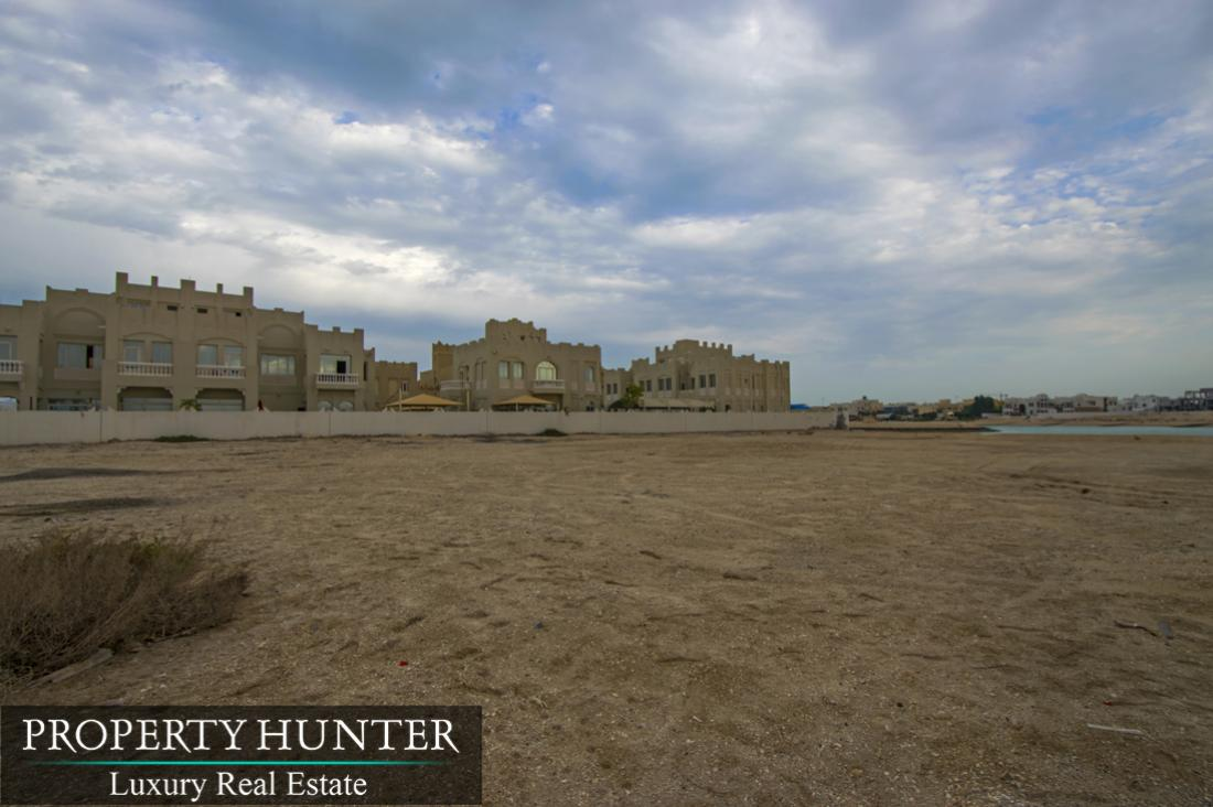 Bedroom Land in Doha - West Bay Lagoon