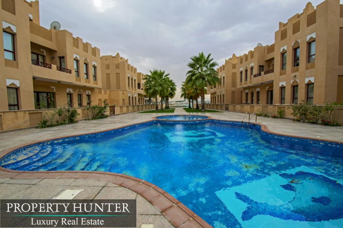 Bedroom Compound in Doha - West Bay Lagoon