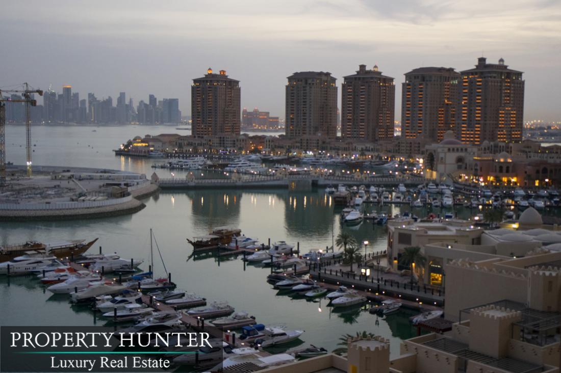 شقة 1 غرفة نوم في Doha - The Pearl-Qatar
