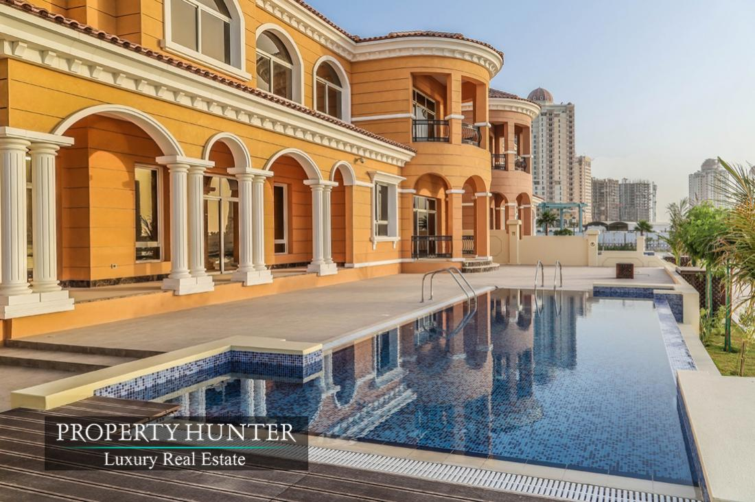 فيلا مستقلة 6 غرفة نوم في Doha - The Pearl-Qatar