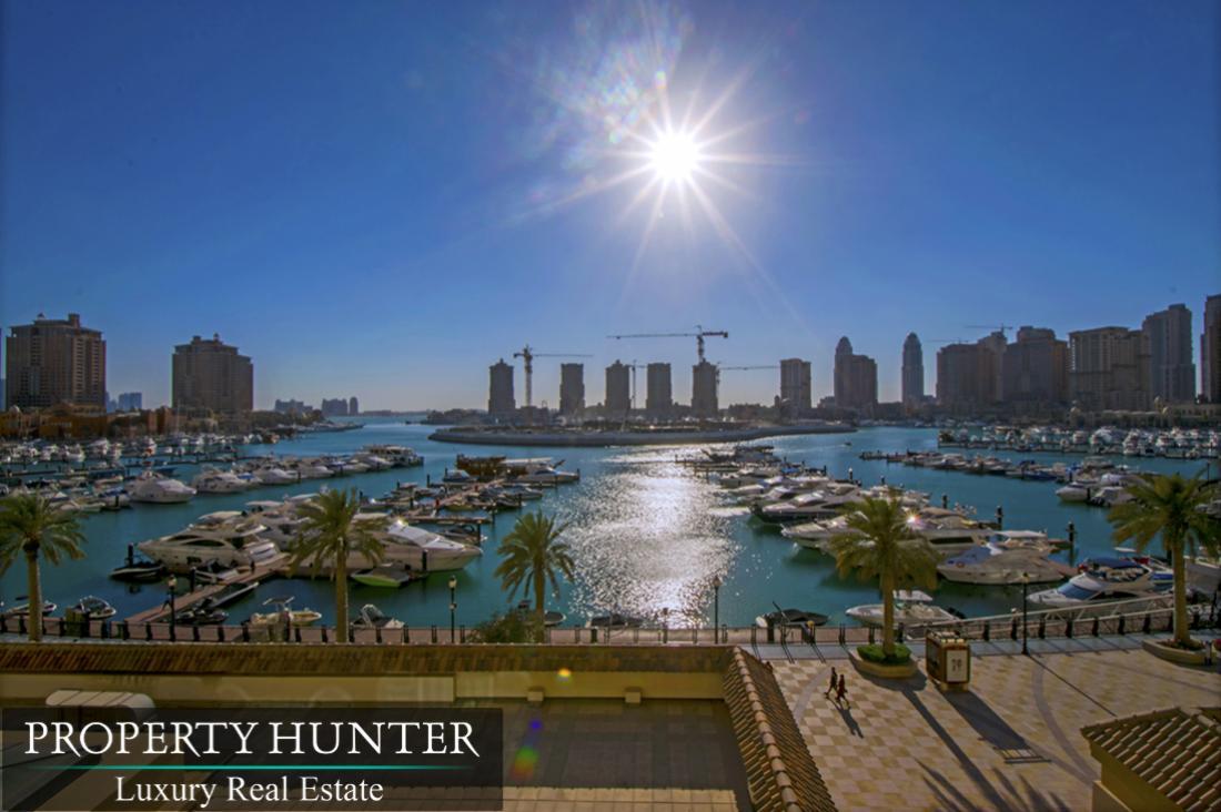 تاون هاوس 2 غرفة نوم في Doha - The Pearl-Qatar