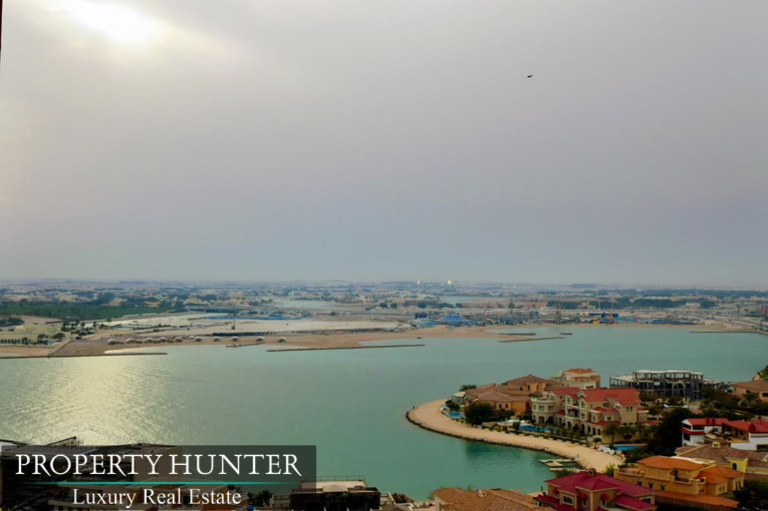 شقة 1+خادمة غرفة نوم في Doha - The Pearl-Qatar