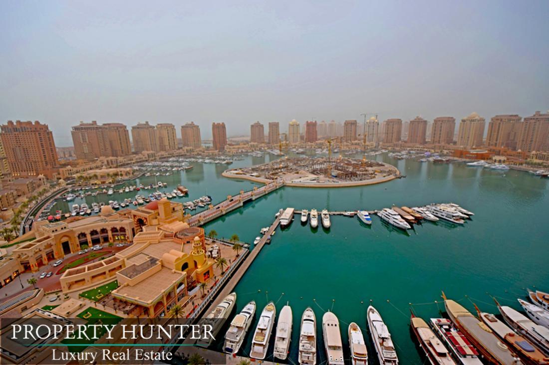 شقة 2+خادمة غرفة نوم في Doha - The Pearl-Qatar