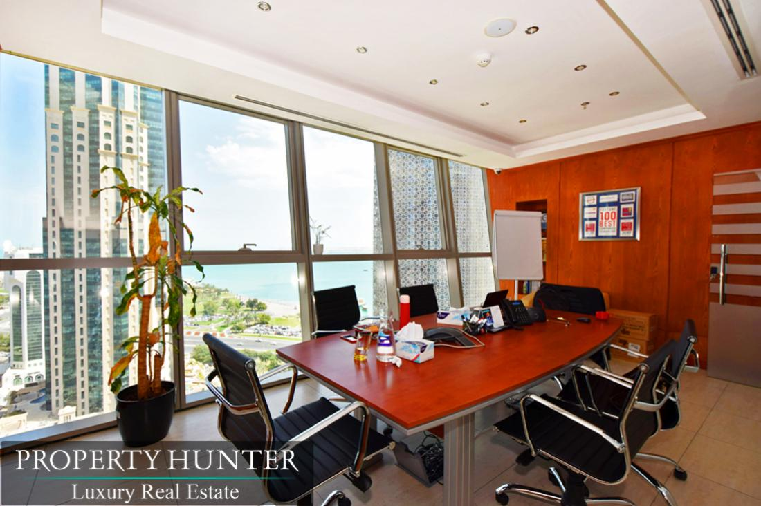 Bedroom Offices in Doha - Diplomatic Area - West Bay