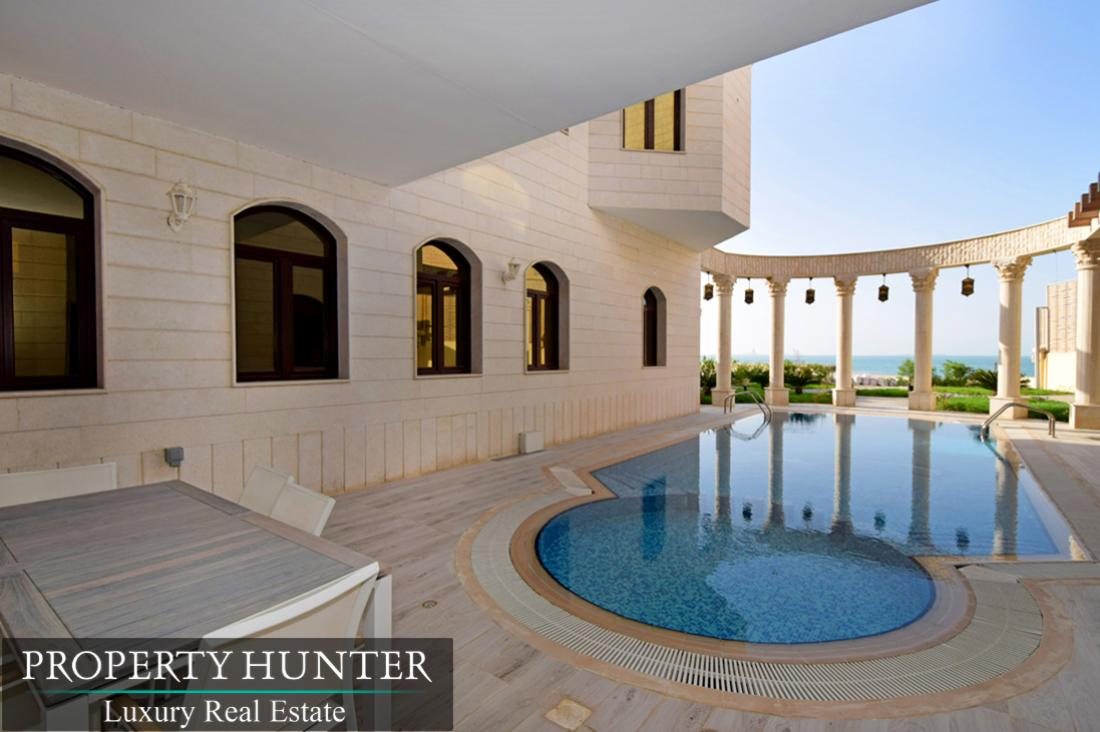 10 Bedroom Standalone Villa in Doha - The Pearl-Qatar