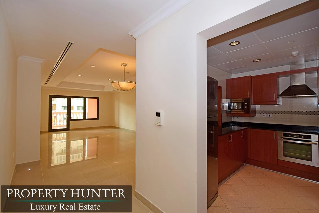 1 Chambre Appartement dans Doha - The Pearl-Qatar
