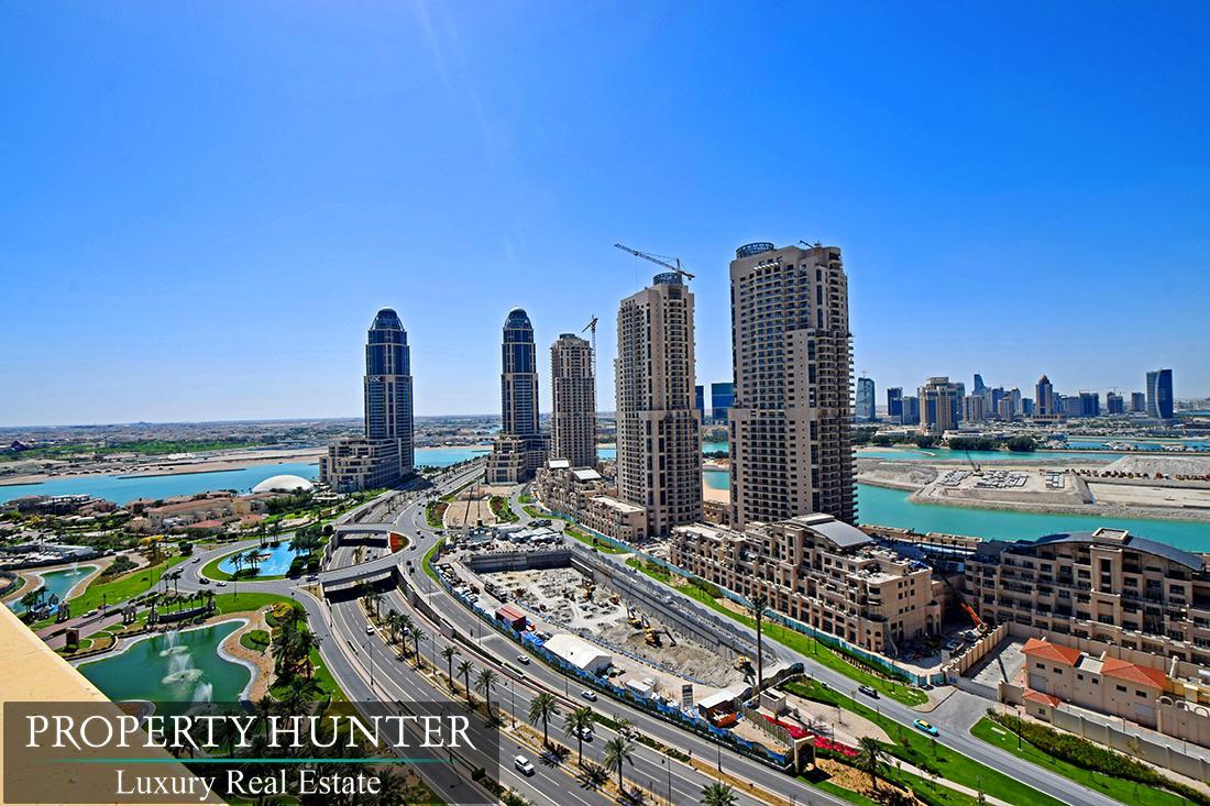 3+Maid Chambre Appartement dans Doha - The Pearl-Qatar